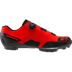 Gaerne Carbon G. Hurricane MTB Cycling Shoes - Matt Red