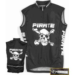 Pirate Sleeveless Cycling Jersey
