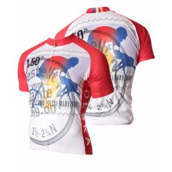 83 Sportswear Polska Polish Stamp Cycling Jersey