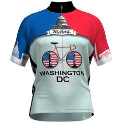 Washington DC Cycling Jersey