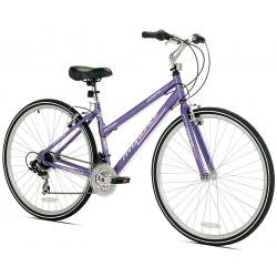 Kent Women's Avondale Hybrid 21 Speed Bicycle with Sure Stop Brakes