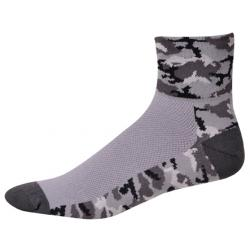 SOS Camo - Night Ops Cycling Socks