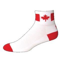 SOS Canada Cycling Socks