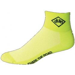 SOS Share The Road Cycling Socks