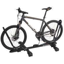 Inno Tire Hold 2 Universal Upright Bike Roof Rack Mount