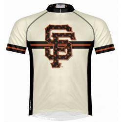 San Francisco Giants Men's Cycling Jersey - Small