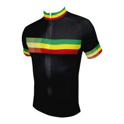 83 Sportswear Rasta Cycling Jersey
