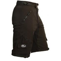 Bend It Expedition Recumbent Shorts 2.0 - Black - XS