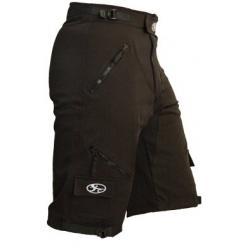 Bend It Expedition Recumbent Shorts 2.0 - Black - 3XL
