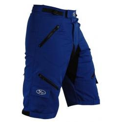 Bend It Expedition Recumbent Shorts 2.0 - Blue - XS
