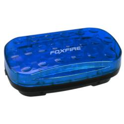 FoxFire Police Blue Bicycle tail Light - 26 Super Bright LED's