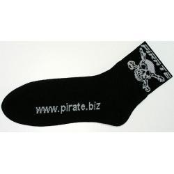 Pirate Team Cycling Socks