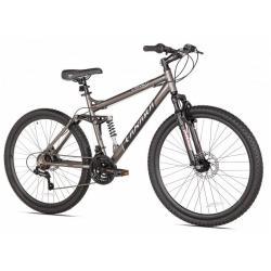 Takara Jiro Duak Suspension Mountain Bike - 27.5 - Gray