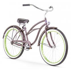 """Firmstrong Urban Boutique Single Speed Beach Cruiser Bike Women's 26"""""""
