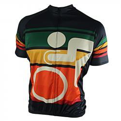 83 Sportswear Stick Bike Cycling Jersey