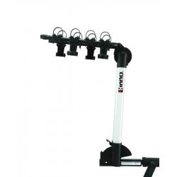 "Inno Aero Light 4 Bike Hitch Rack - 1-1/4"" and 2"" - Tilting"