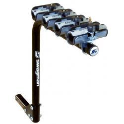 Swagman XP 4 Bike Single Arm Hitch Rack