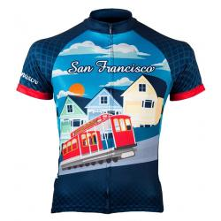 Primal Wear San Francisco Cycling Jersey
