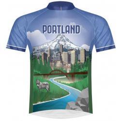 Primal Wear Portland Oregon  Cycling Jersey