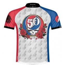 Grateful Dead 50th Anniversary Men's Cycling Jersey