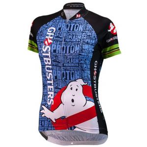 Brainstorm Gear Ghostbusters Slimer Women's Cycling Jersey