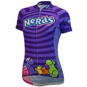 Brainstorm Gear Nestle Nerds Candy Women's Cycling Jersey
