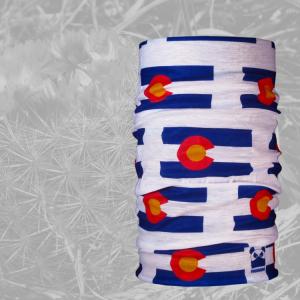 Pandana Bandana Headwear-Colorado-Flag-Blue