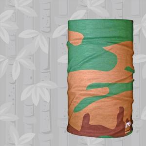 Pandana Bandana Headwear-GI-Camo-Green