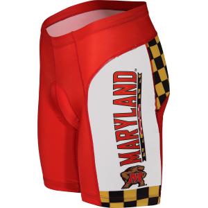 University of Maryland Terrapins Cycling Shorts - XL