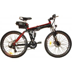 PORTA-BIKE Punta Folding Electric 7 Speed Mountain Bike