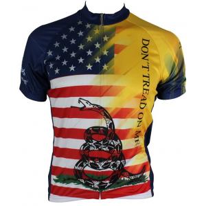 83 Sportswear Don't Tread On Me Cycling Jersey
