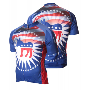 83 Sportswear Democrat Cycling Jersey