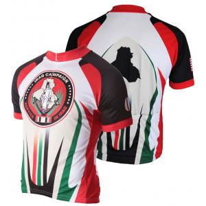 83 Sportswear Iraq OIF Cycling Jersey