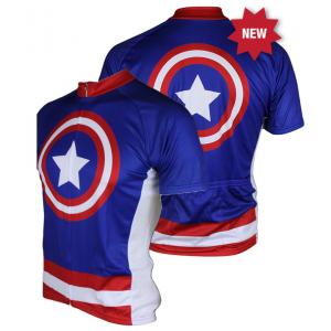 83 Sportswear Super Hero Cycling Jersey