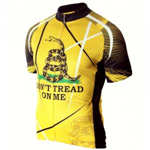 83 Sportswear Gadsden Don't Tread On Me Cycling Jersey