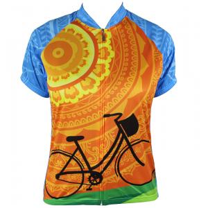 83 Sportswear Dreamscape Women's Cycling Jersey 2XL