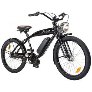 Phantom Bikes Vision Speed Retro Electric Bike - 500W