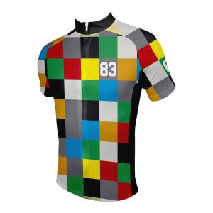 83 Sportswear Men's Blocks Cycling Jersey