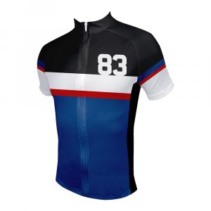83 Sportswear Men's Velo Cycling Jersey