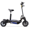 MotoTec Chaos 2000w 60v Lithium Electric Scooter - Black