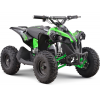 MotoTec 36v 500w Renegade Shaft Drive Kids ATV - Parental Control - Green