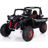 Mini Moto 12V UTV 4 x 4 - Ride On Toy - Black - 2.4ghz Remote Control