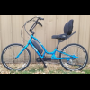 Day 6 Electric Dream Semi-Recumbent 8 Speed Beach Cruiser Bicycle - 750W