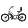 Day 6 Behemoth Semi Recumbent Electric Fat Tire Bike - 24 Speeds - 750W
