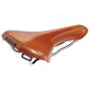 Brooks Swallow Bicycle Saddle - Honey - Steel Rails