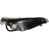 Brooks Imperial Carved B17 Short Saddle - Black