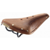 Brooks B17 Softened Saddle - Dark Tan