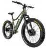 Rambo KRUSADER Camo Fat Tire Electric Power Bike - 1000W  All wheel Drive