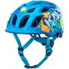 Kali Protectives Chakra Child Bicycle Helmet - Blue Monster