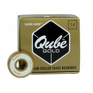 Sure Grip International QUBE Gold Swiss Skate Bearings